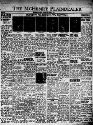 McHenry Plaindealer (McHenry, IL), 21 Apr 1949