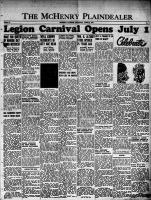McHenry Plaindealer (McHenry, IL), 30 Jun 1949