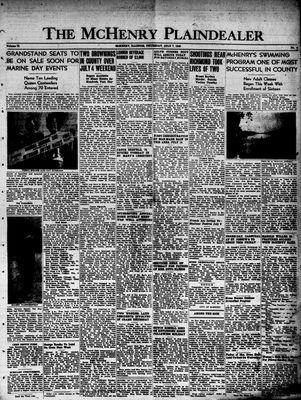 McHenry Plaindealer (McHenry, IL), 7 Jul 1949