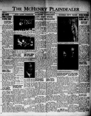 McHenry Plaindealer (McHenry, IL), 15 Jun 1950