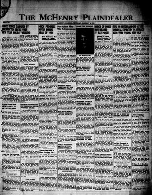 McHenry Plaindealer (McHenry, IL), 4 Jan 1951