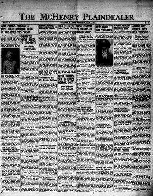 McHenry Plaindealer (McHenry, IL), 3 May 1951