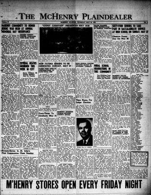 McHenry Plaindealer (McHenry, IL), 24 May 1951