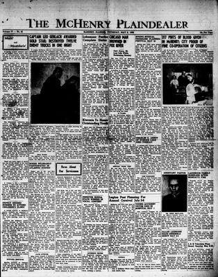 McHenry Plaindealer (McHenry, IL), 8 May 1952