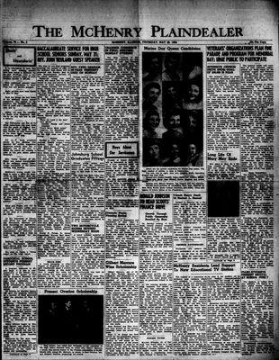 McHenry Plaindealer (McHenry, IL), 28 May 1953