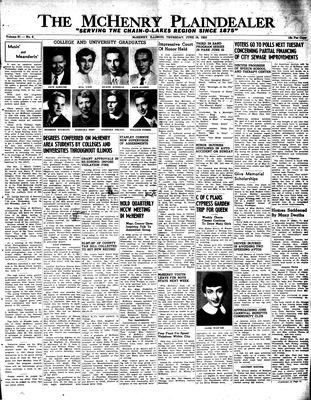 McHenry Plaindealer (McHenry, IL), 16 Jun 1955