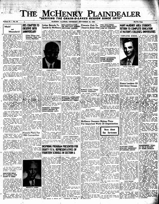 McHenry Plaindealer (McHenry, IL), 22 Sep 1955