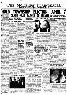 McHenry Plaindealer (McHenry, IL), 2 Apr 1959