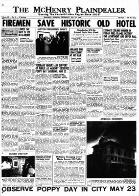 McHenry Plaindealer (McHenry, IL), 21 May 1959