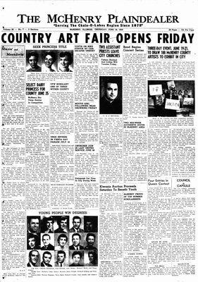 McHenry Plaindealer (McHenry, IL), 18 Jun 1959