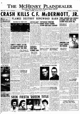 McHenry Plaindealer (McHenry, IL), 25 Jun 1959