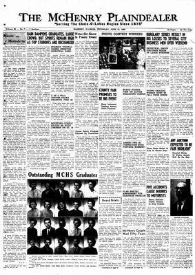 McHenry Plaindealer (McHenry, IL), 16 Jun 1960