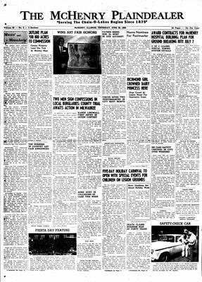 McHenry Plaindealer (McHenry, IL), 30 Jun 1960