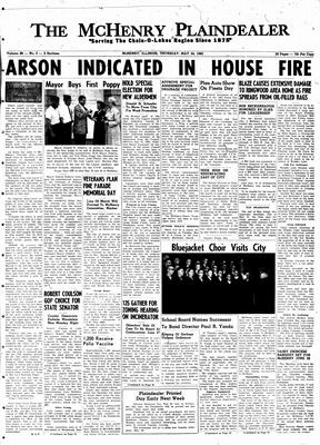 McHenry Plaindealer (McHenry, IL), 24 May 1962
