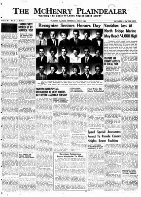 McHenry Plaindealer (McHenry, IL), 7 Jun 1962