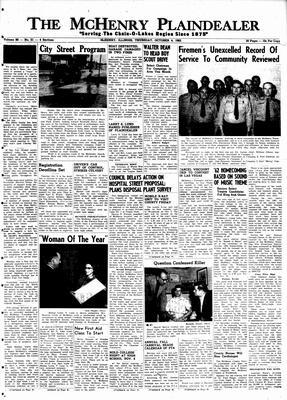 McHenry Plaindealer (McHenry, IL), 4 Oct 1962