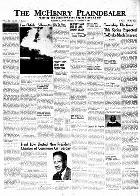 McHenry Plaindealer (McHenry, IL), 10 Jan 1963