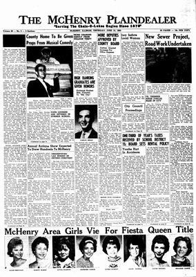 McHenry Plaindealer (McHenry, IL), 13 Jun 1963