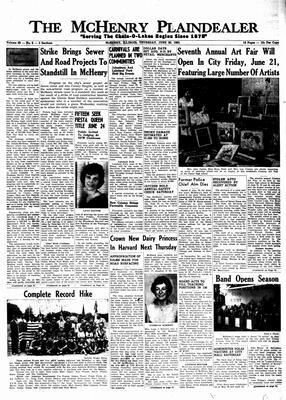 McHenry Plaindealer (McHenry, IL), 20 Jun 1963
