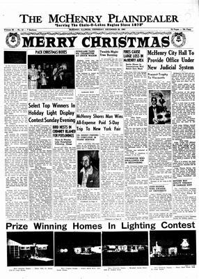McHenry Plaindealer (McHenry, IL), 26 Dec 1963