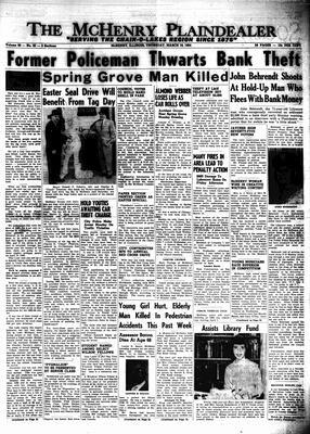 McHenry Plaindealer (McHenry, IL), 19 Mar 1964