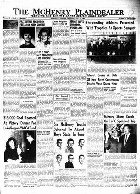McHenry Plaindealer (McHenry, IL), 7 May 1964