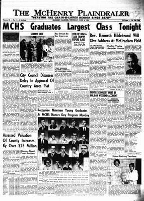 McHenry Plaindealer (McHenry, IL), 4 Jun 1964