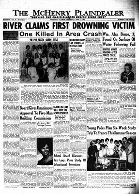 McHenry Plaindealer (McHenry, IL), 11 Jun 1964