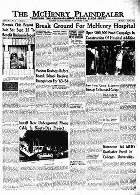 McHenry Plaindealer (McHenry, IL), 24 Sep 1964