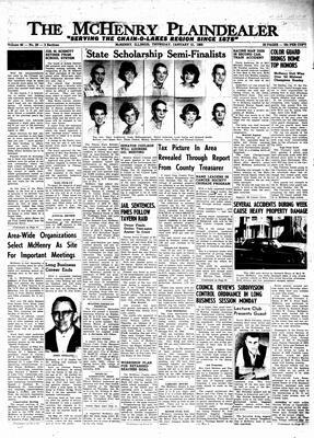 McHenry Plaindealer (McHenry, IL), 21 Jan 1965