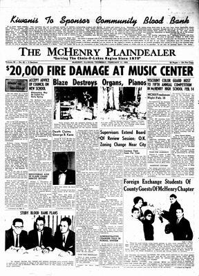 McHenry Plaindealer (McHenry, IL), 11 Feb 1965