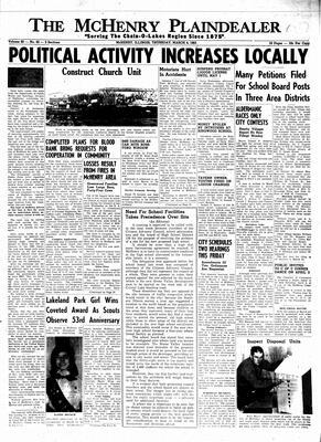 McHenry Plaindealer (McHenry, IL), 4 Mar 1965