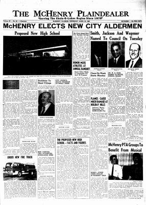 McHenry Plaindealer (McHenry, IL), 22 Apr 1965