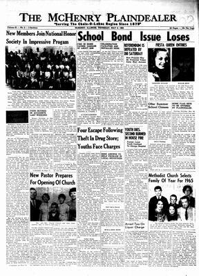 McHenry Plaindealer (McHenry, IL), 6 May 1965