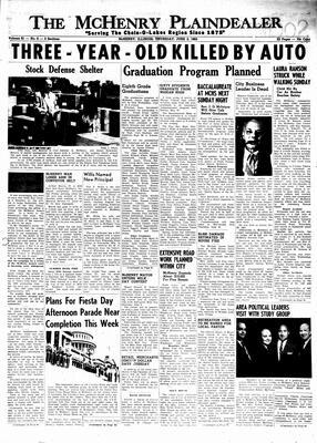 McHenry Plaindealer (McHenry, IL), 3 Jun 1965