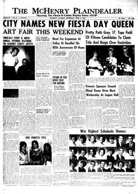 McHenry Plaindealer (McHenry, IL), 17 Jun 1965