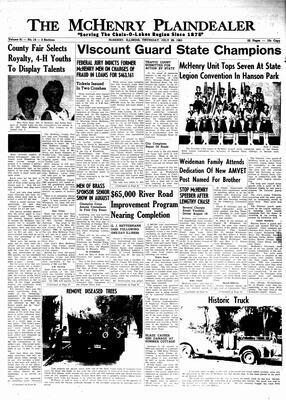 McHenry Plaindealer (McHenry, IL), 29 Jul 1965