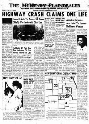McHenry Plaindealer (McHenry, IL), 6 Jan 1966