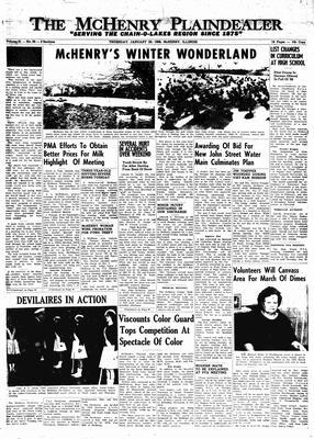 McHenry Plaindealer (McHenry, IL), 20 Jan 1966