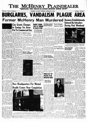 McHenry Plaindealer (McHenry, IL), 24 Feb 1966