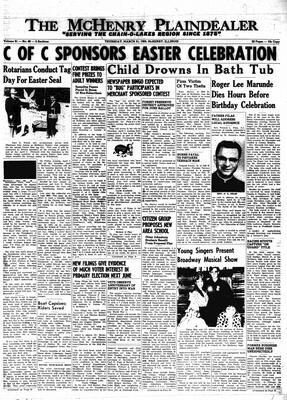 McHenry Plaindealer (McHenry, IL), 31 Mar 1966