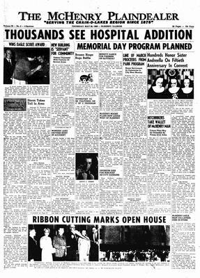 McHenry Plaindealer (McHenry, IL), 26 May 1966