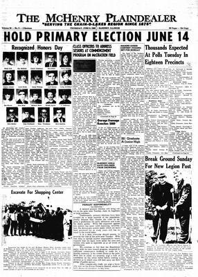 McHenry Plaindealer (McHenry, IL), 9 Jun 1966