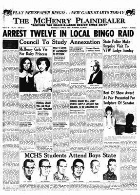 McHenry Plaindealer (McHenry, IL), 23 Jun 1966