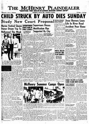 McHenry Plaindealer (McHenry, IL), 30 Jun 1966