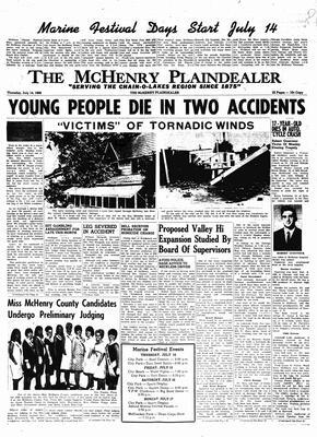McHenry Plaindealer (McHenry, IL), 14 Jul 1966