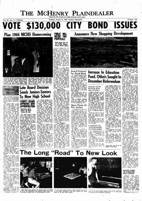 McHenry Plaindealer (McHenry, IL), 13 Oct 1966