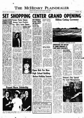 McHenry Plaindealer (McHenry, IL), 17 Nov 1966