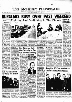 McHenry Plaindealer (McHenry, IL), 2 Feb 1967