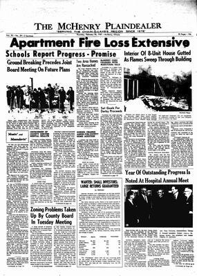 McHenry Plaindealer (McHenry, IL), 16 Feb 1967